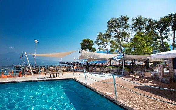 Hôtel Le Axidie Resort 4*