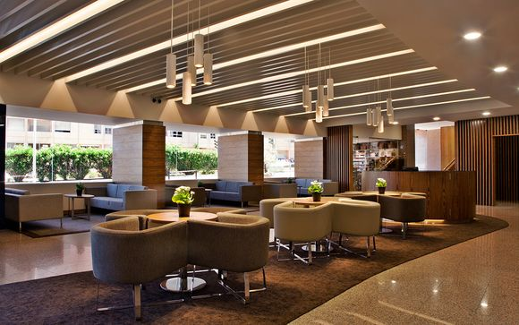 Poussez les portes de l'hôtel Ramada by Windham 4*