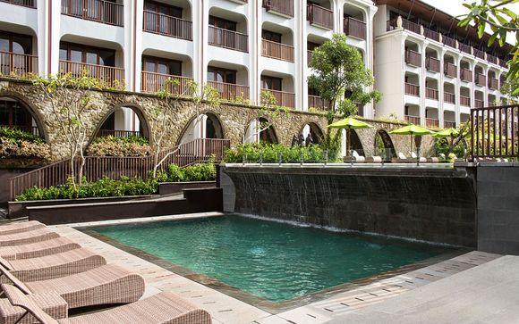 Poussez les portes de l'hôtel Element by Westin Ubud 5*