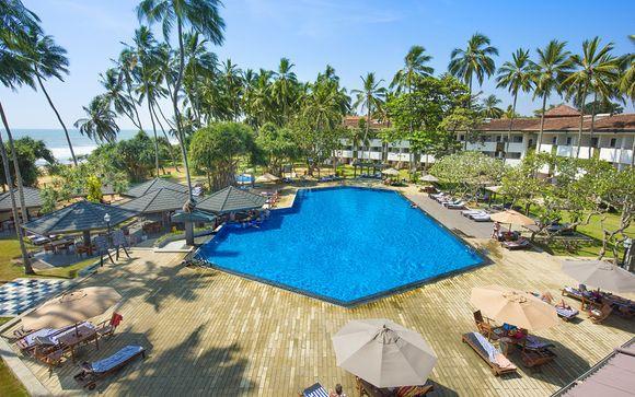 Votre extension à l'hôtel Tangerine Beach 4*