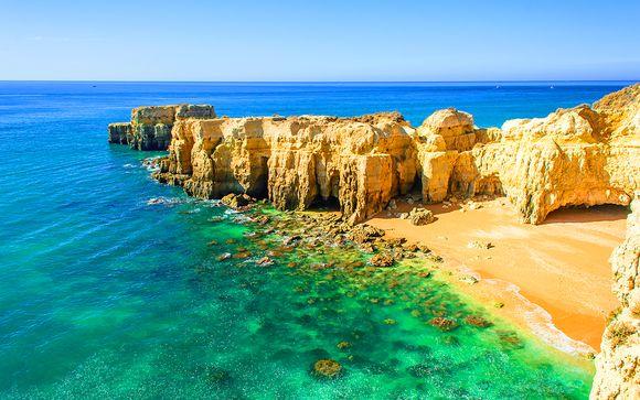 Adresse entre terre et océan en Algarve