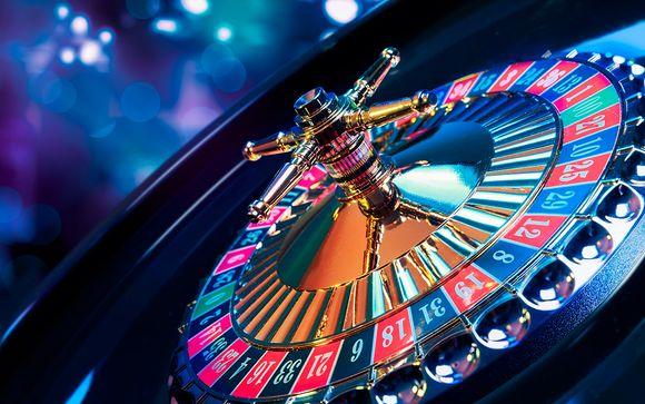 Poussez les portes de l'ARIA Resort & Casino Las Vegas 5*