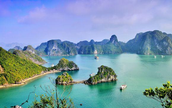 Rendez-vous... au Vietnam et au Laos