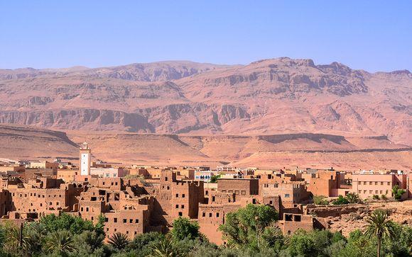 Grand Tour du Maroc 4* et extension possible à Agadir