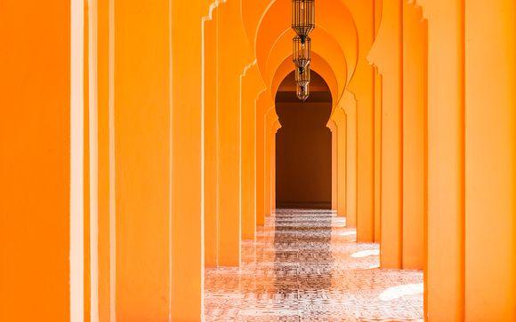Combiné Pullman Marrakech et Sofitel Essaouira, extension possible