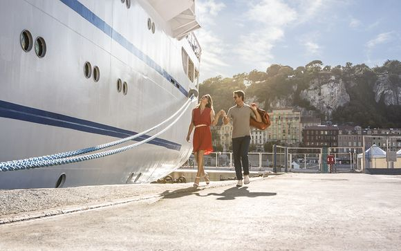 Croisière Club Med 2 Nice - Bonifacio - Golf di Aranci - Nice