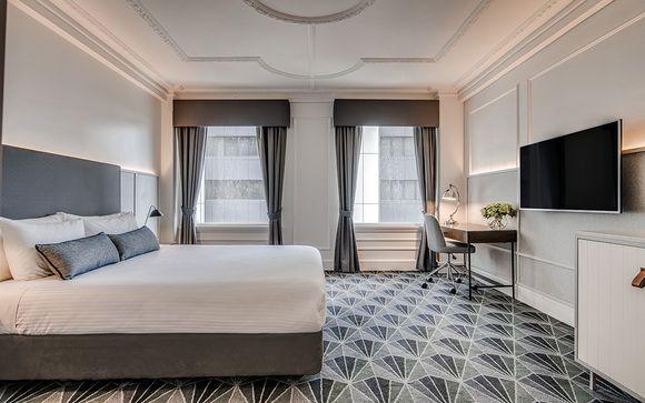 Poussez les portes de votre hôtel à Melbourne