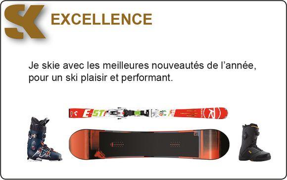 La location de ski