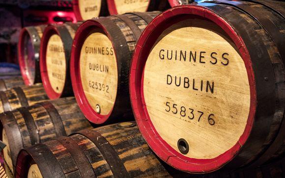 Tour culinaire de l'Irlande en 8 nuits