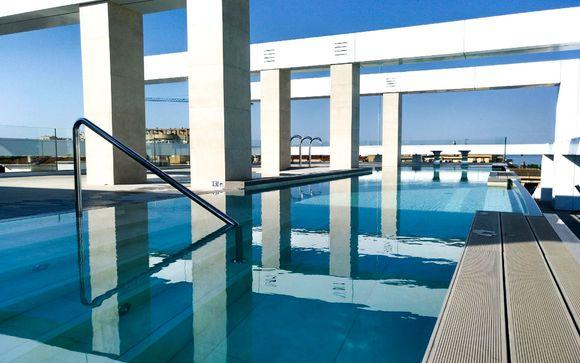 Hôtel Olympus Palace 4* avec entrées à PortAventura World