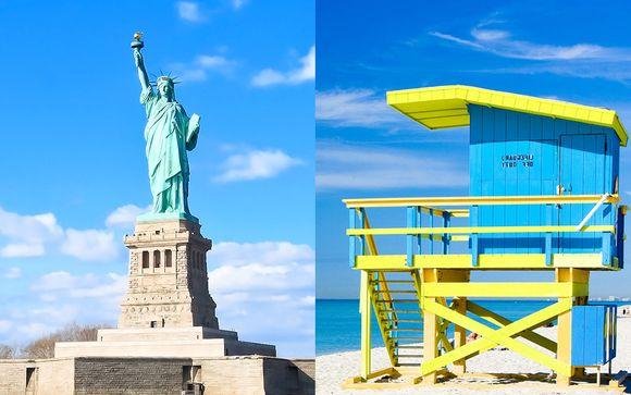 Combo parfait entre city-break et plages de rêve