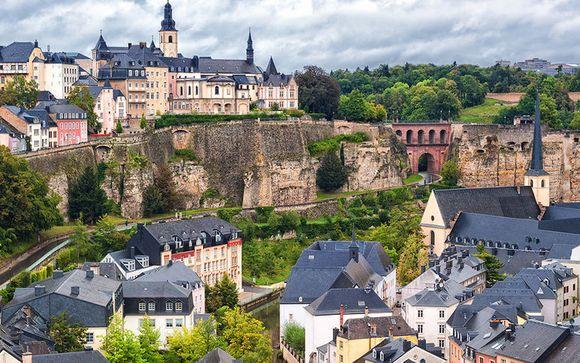 Rendez-vous... au Luxembourg