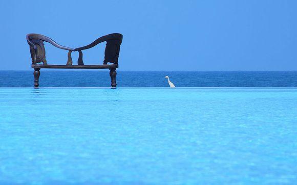 Votre fin de séjour balnéaire à l'hôtel Heritance Ahungalla 5*