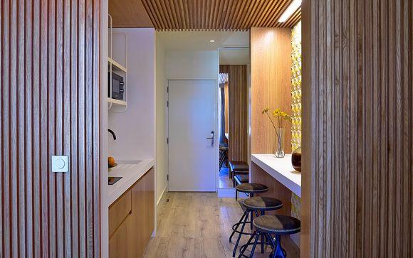 Poussez les portes de l'hôtel My Story apartments Santa Catarina