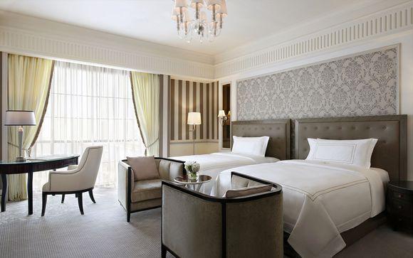Poussez les portes de votre Hôtel St. Regis Dubai 5*