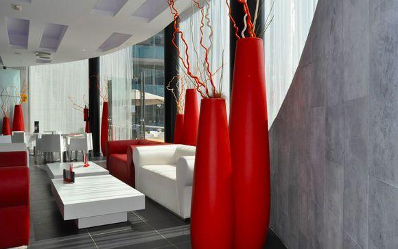 Poussez les portes de l'hôtel Four Elements Suites 4*