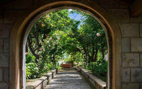 Poussez les portes de votre villa