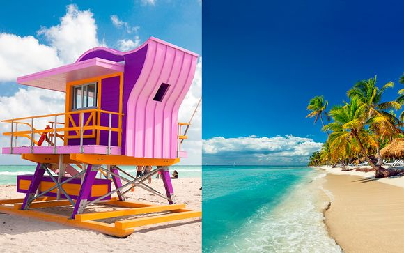 Combin� East Miami 5* et Chic by Royalton 5*