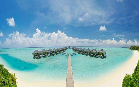 Zoom sur votre extension aux Maldives