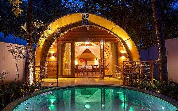 Poussez les portes de l'hôtel Templation Angkor 5* à Siem Reap