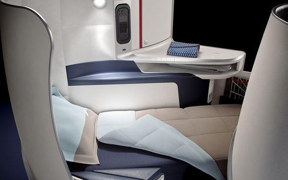 Découvrez le luxe d'un vol avec Air France