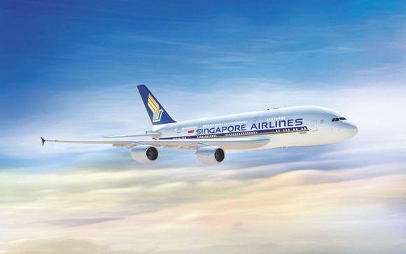 La compagnie Singapore Airlines