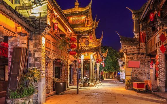 Chine Lhasa - D�couverte du Tibet avec escale � Chengdu
