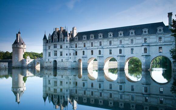 Hôtel Oceania de l'Univers 4* à Tours + Entrée(s) aux principaux châteaux de la Loire