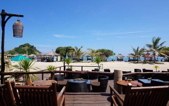 Poussez les portes de l'Hôtel Novotel Lombok 4*