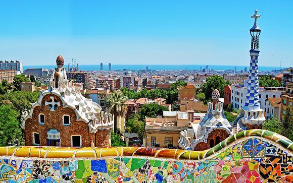 Rendez-vous... à PortAventura et à Barcelone