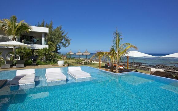 Villas Leora Beachfront by Horizon Holidays