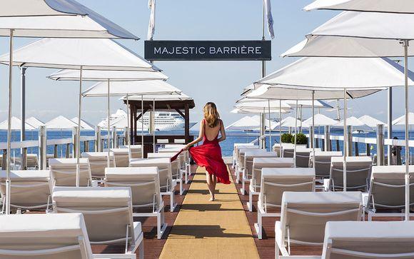 Hôtel Barrière Le Majestic 5*