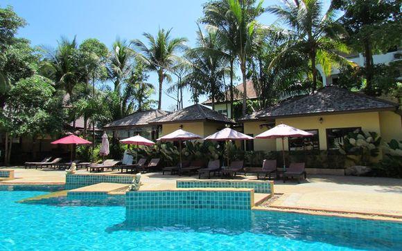 Poussez les portes de l'hôtel Krabi La Playa 4*