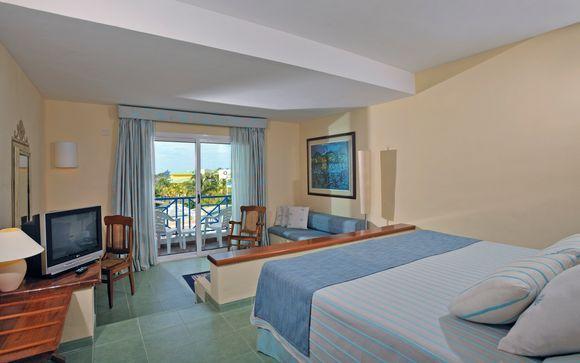 Poussez les portes de l'hôtel Melia Las Antillas