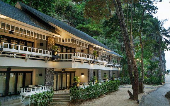 Votre extension à El Nido Resorts Lagen Island (offre 1)