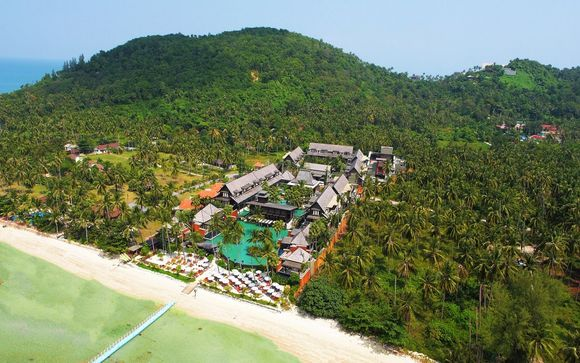 Combiné Mai Samui Beach 5* et The Shellsea Krabi 5*