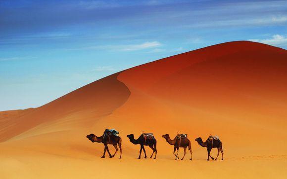 Circuit The Great desert of Morroco
