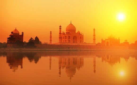 Découvertes incroyables et confort de standing - Delhi -