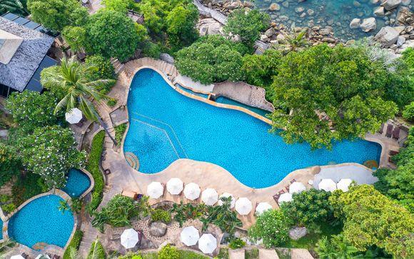 Votre séjour possible à Koh Phangan (si vous avez choisi l'offre 2)