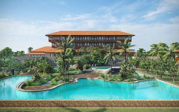 Votre extension à l'hôtel Cinnamon Beach Bentota 5*