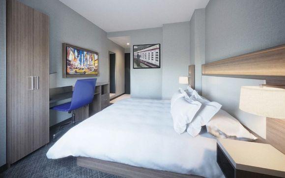 Votre extension à l'hôtel Radisson New York Times Square
