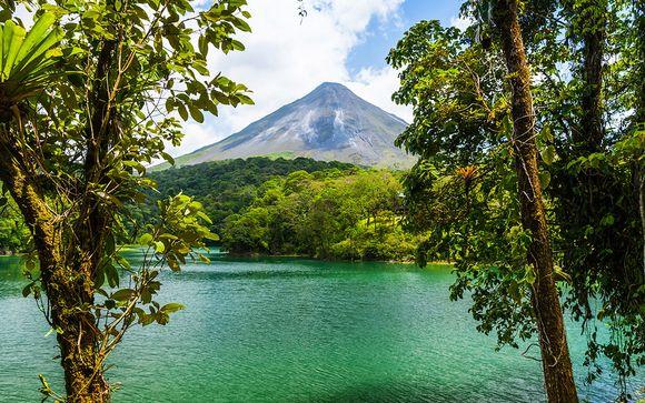 Circuit Découverte du Costa Rica en groupe, extension possible