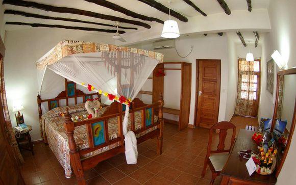 Poussez les portes de votre hôtel Jacaranda Beach Resort 4*
