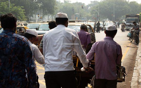 Mettez une option sur l'évasion à Mombai