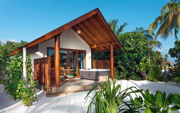 Reethi Faru Island Resort 4*S