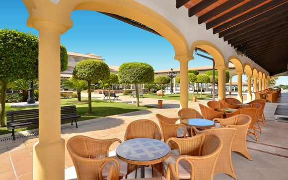 Hotel IBEROSTAR Andalucía Playa 5*
