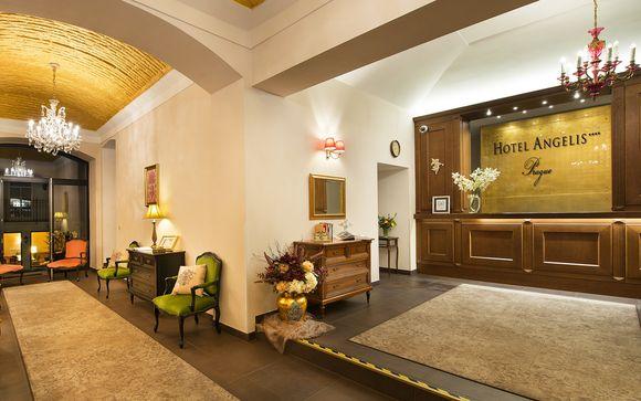 Hotel Angelis 4*