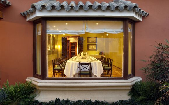 Hotel Jandalos Vistahermosa 4*