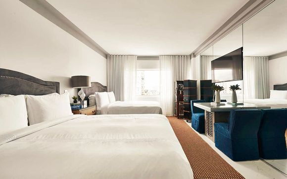 Miami - Nautilus South Beach, a SIXTY Hotel 5*