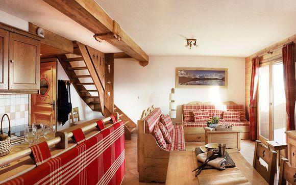 CGH Résidences & Spas - Le Hameau du Beaufortain 4*